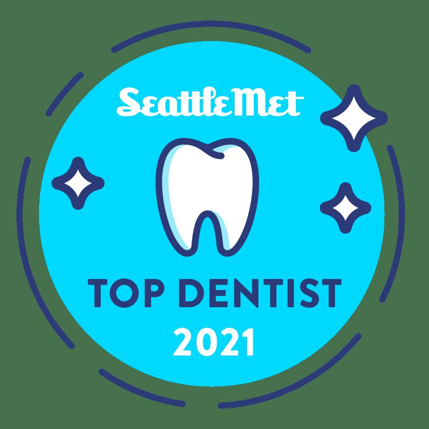 Radiant Smiles Family Dentistry Kirkland - Top Dentist 2021 Seattle Met